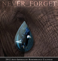 "Gallery snapshot. View gallery of Our present to you today: the ""Never Forget"" calendar from TBG"