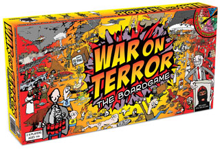 War on Terror, the boardgame (Ed. 1) image